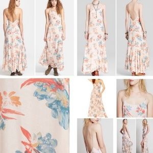 Free People Star Chasing Maxi NWT